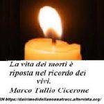 In ricordo dei nostri morti 2 novembre
