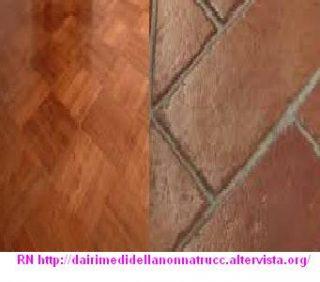Come Pulire pavimenti e pareti