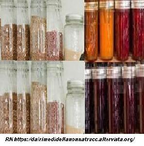 Trucchetti in dispensa per conservare gli alimenti
