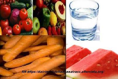 Rimedi e Alimenti che favoriscono l'abbronzatura