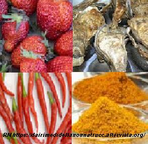 Cibi afrodisiaci naturali utili all'amore