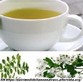 Tisane per la menopausa
