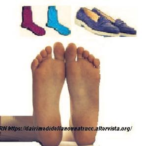 I rimedi per i piedi puzzolenti