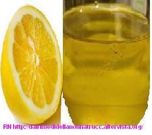I rimedi in casa con l'olio essenziale di limone