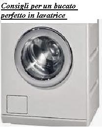 Immagine consigli bucato lavatrice