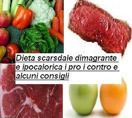 Dieta scarsdale dimagrante e ipocalorica i pro i contro e alcuni consigli
