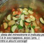 La dieta del minestrone è indicata per chi è in sovrappeso, ecco i pro,  i contro e alcuni consigli