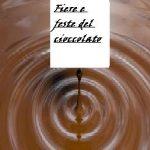 Fiere e feste del cioccolato