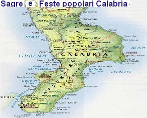 Calabria feste e sagre popolari