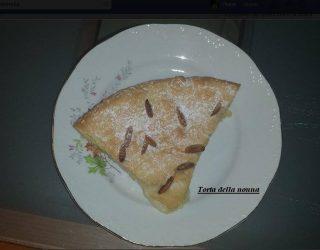 La ricetta della torta della nonna