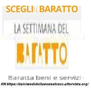 La settimana del Baratto nei B&B italiani
