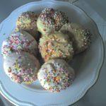 I Biscotti glassati, le Scarcelle