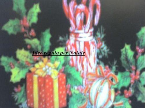 Idee regalo per Natale
