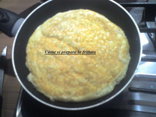 Come si prepara la frittata