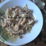 Scialatielli con salsiccia e fagioli