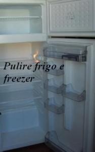 Frigo e Freezer