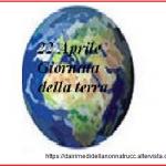 22 Aprile Giornata della terra