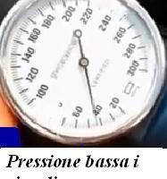 I Rimedi per la pressione bassa