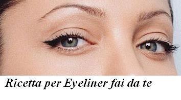 Ricetta per Eyeliner fai da te