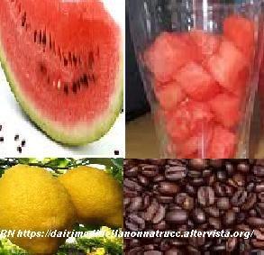 Ricette per bevande rinfrescanti e dissetanti