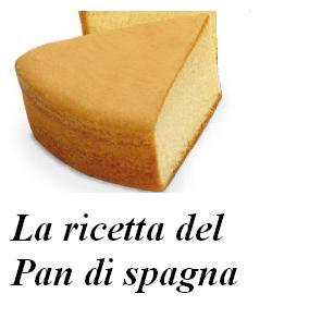 La ricetta del Pan di spagna