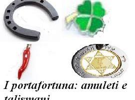 I portafortuna: amuleti e talismani