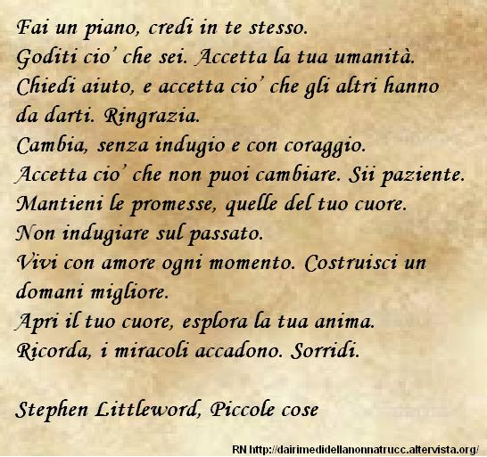 Conosciuto frase pensieri positivi di Stephen Littleword XY97