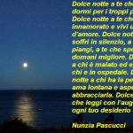 Immagine frase Dolce notte