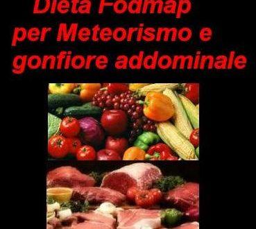 Dieta Fodmap per Meteorismo e  gonfiore addominale