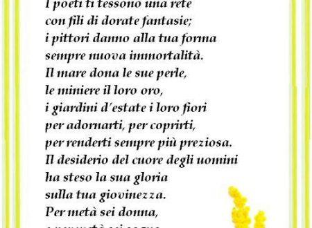 Immagine Poesia Donna