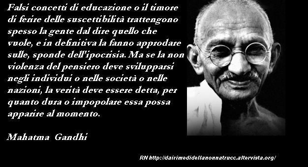 Immagine frase  Falsi concetti di educazione ...