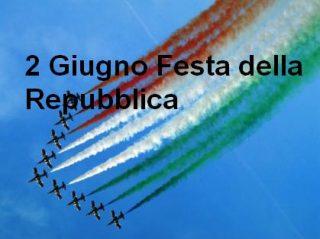 2 Giugno Festa della Repubblica