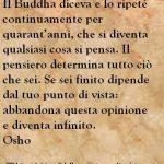 Immagine frase Il Buddha diceva e lo ripetè…