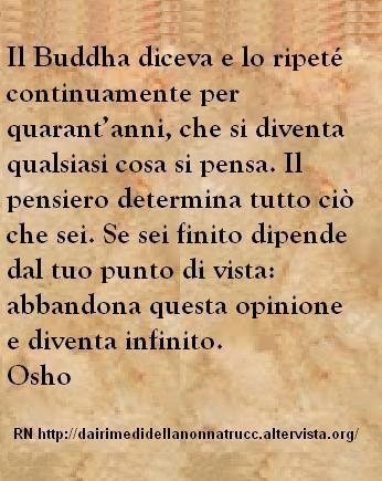 Il Buddha diceva