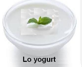 Lo yogurt proprietà e benefici
