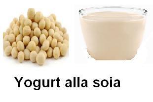 Yogurt alla soia