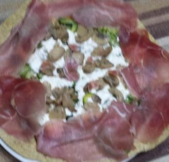Piadina light