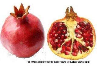 Maschera viso al melograno antiossidante naturale