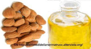 Olio di mandorle dolci alleato della bellezza e della salute