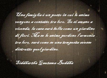 Immagine Frase Una Famiglia è Un Posto