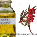 Olio di ricino proprietà e rimedi