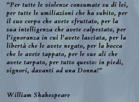 Più Apprezzato Frasi Sulle Donne Di Shakespeare Frasi Di