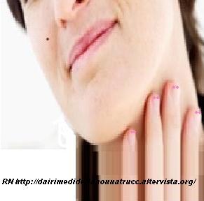 Mal di gola cause e rimedi