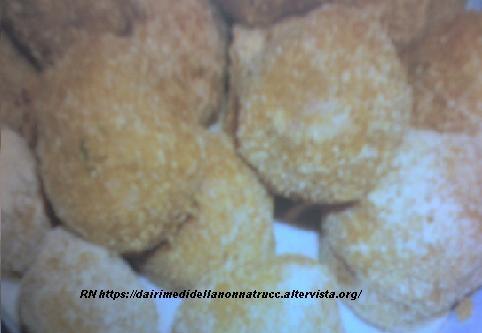 La ricetta delle Castagnole