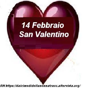 San Valentino immagini e frasi da condividere