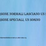 Immagine frase Le persone normali…